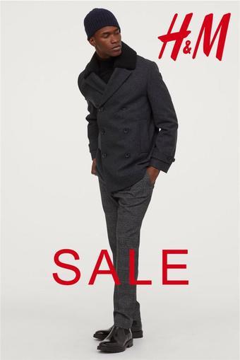 H&M reclame folder (geldig t/m 27-01)