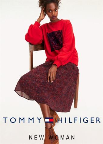 Tommy Hilfiger reclame folder (geldig t/m 09-03)