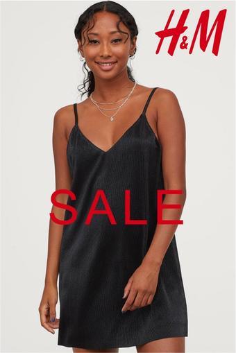 H&M catalogue publicitaire (valable jusqu'au 27-01)