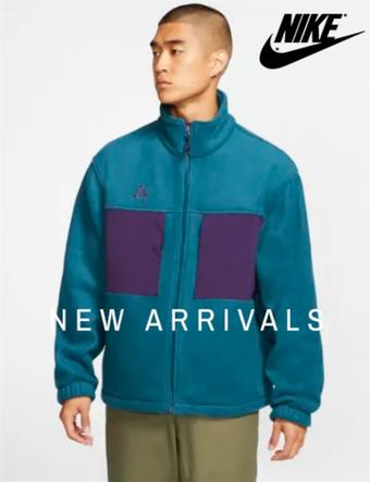Nike catalogue publicitaire (valable jusqu'au 20-02)