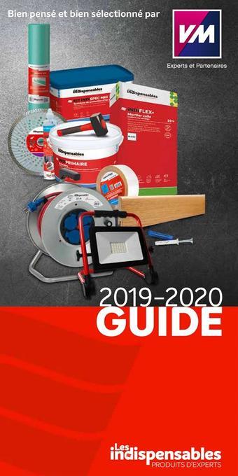 VM Matériaux catalogue publicitaire (valable jusqu'au 29-02)