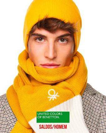 United Colors of Benetton folheto promocional (válido de 10 ate 17 29-02)