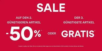 Vögele Shoes Werbeflugblatt (bis einschl. 31-01)