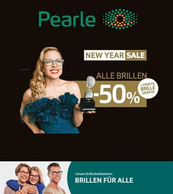 Pearle Werbeflugblatt (bis einschl. 31-01)