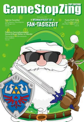 GameStop Werbeflugblatt (bis einschl. 31-01)
