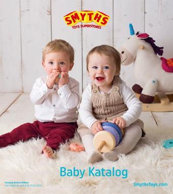 Smyths Toys Werbeflugblatt (bis einschl. 28-02)
