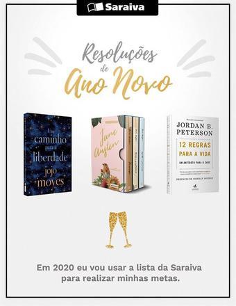 Livraria Saraiva catálogo promocional (válido de 10 até 17 31-01)