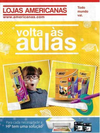 Lojas Americanas catálogo promocional (válido de 10 até 17 23-01)