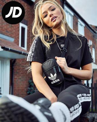 JD Sports catalogue publicitaire (valable jusqu'au 24-01)