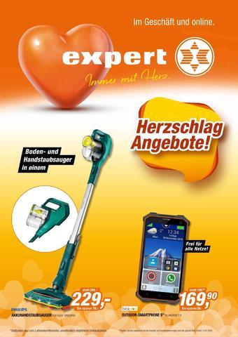Expert Werbeflugblatt (bis einschl. 26-01)
