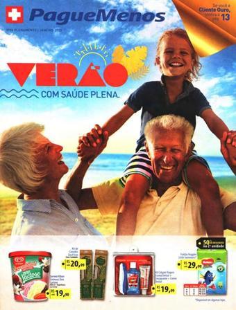 Farmácias Pague Menos catálogo promocional (válido de 10 até 17 30-01)