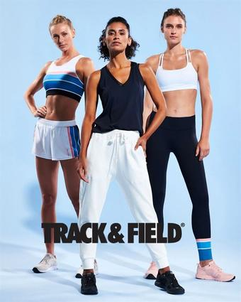 Track&Field catálogo promocional (válido de 10 até 17 01-03)