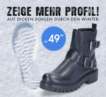 Street Shoes Prospekt (bis einschl. 31-01)