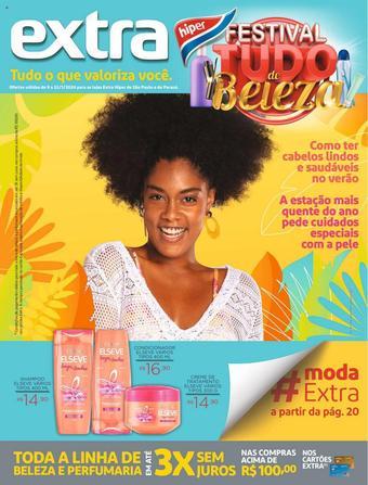 Extra Supermercado catálogo promocional (válido de 10 até 17 22-01)
