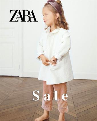ZARA reclame folder (geldig t/m 31-01)