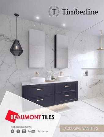 Beaumont Tiles catalogue (valid until 23-11)