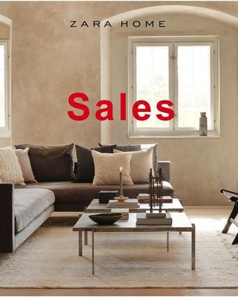 Zara Home catalogue publicitaire (valable jusqu'au 24-02)