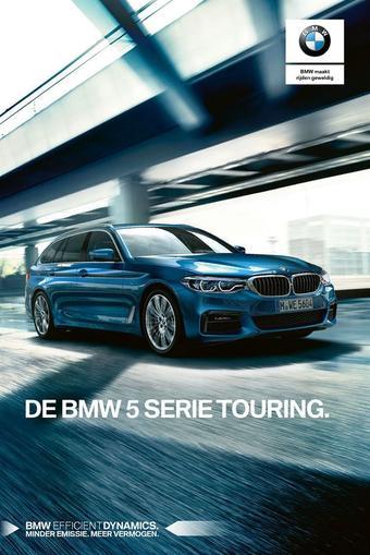 BMW reclame folder (geldig t/m 31-12)