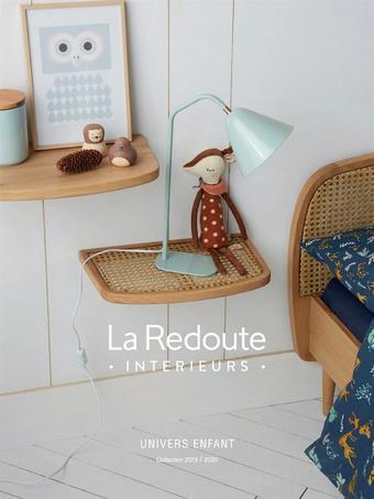 La Redoute catalogue publicitaire (valable jusqu'au 31-03)
