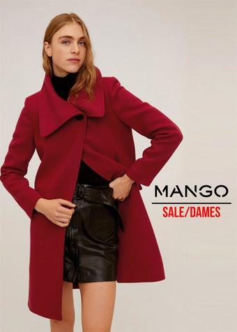 MANGO reclame folder (geldig t/m 28-02)
