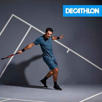 Decathlon reclame folder (geldig t/m 17-02)