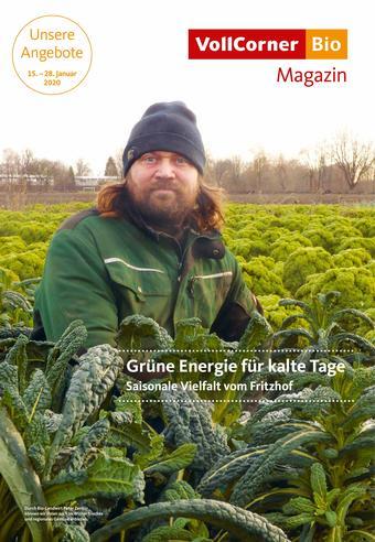 VollCorner Biomarkt Prospekt (bis einschl. 28-01)
