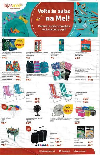 Lojas Mel catálogo promocional (válido de 10 até 17 04-02)