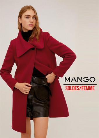 Mango catalogue publicitaire (valable jusqu'au 28-02)