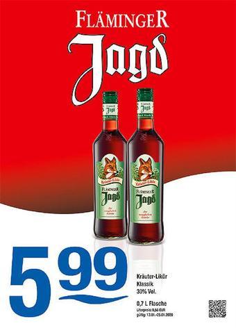 Getränke Hoffmann Prospekt (bis einschl. 25-01)