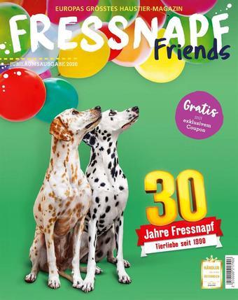 Fressnapf Werbeflugblatt (bis einschl. 31-01)