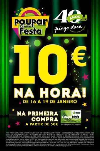 Pingo Doce folheto promocional (válido de 10 ate 17 20-01)