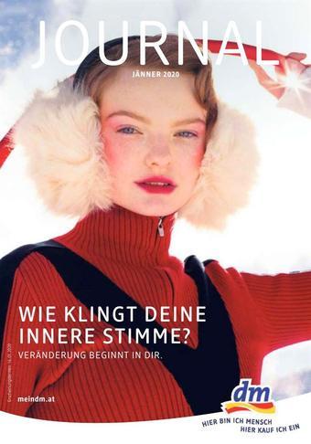 dm Werbeflugblatt (bis einschl. 31-01)