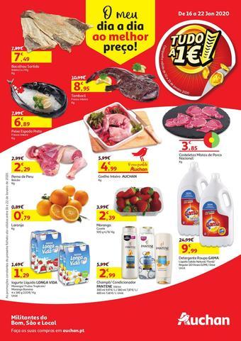 Auchan folheto promocional (válido de 10 ate 17 22-01)