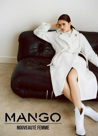 Mango catalogue publicitaire (valable jusqu'au 15-02)