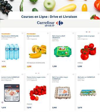Carrefour Drive catalogue publicitaire (valable jusqu'au 17-02)