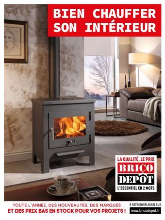 Brico Dépôt catalogue publicitaire (valable jusqu'au 15-03)