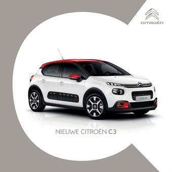 Citroën reclame folder (geldig t/m 31-12)