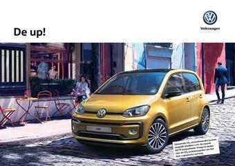 Volkswagen reclame folder (geldig t/m 31-12)