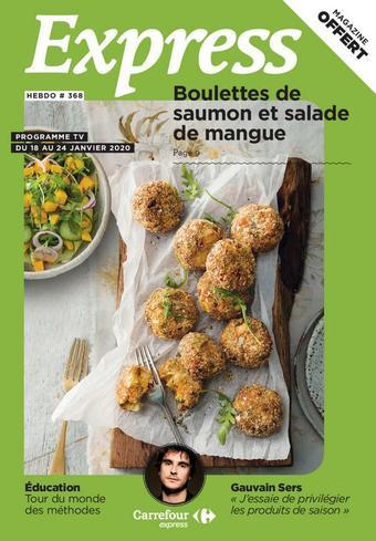 Carrefour Express catalogue publicitaire (valable jusqu'au 24-01)