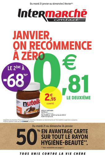 Intermarché catalogue publicitaire (valable jusqu'au 02-02)
