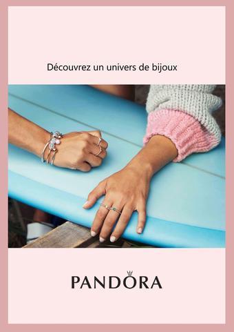 Pandora catalogue publicitaire (valable jusqu'au 31-05)