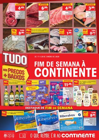 Continente folheto promocional (válido de 10 ate 17 20-01)