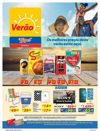 Hiper Bompreço catálogo promocional (válido de 10 até 17 29-01)
