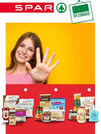 Spar reclame folder (geldig t/m 28-01)