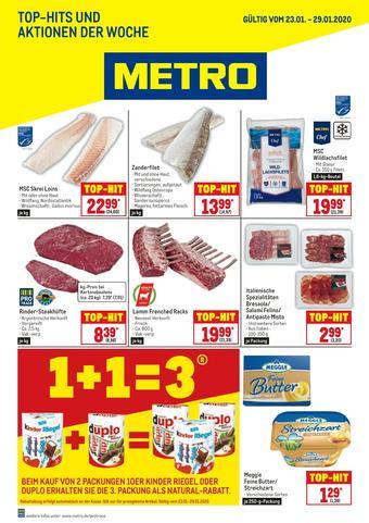 METRO Prospekt (bis einschl. 29-01)