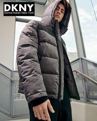 DKNY reclame folder (geldig t/m 16-03)
