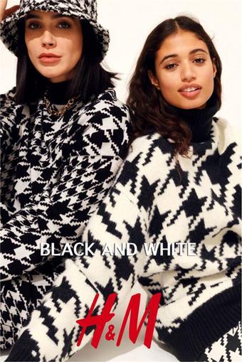 H&M reclame folder (geldig t/m 29-02)