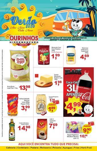 Ourinhos Hipermercado catálogo promocional (válido de 10 até 17 22-01)