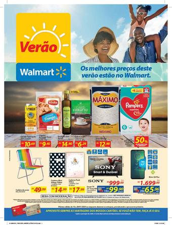 Walmart catálogo promocional (válido de 10 até 17 29-01)