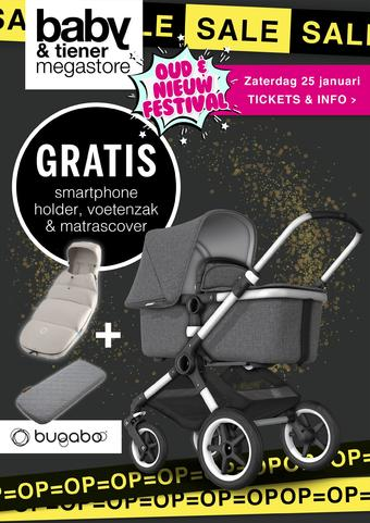 Baby & Tiener reclame folder (geldig t/m 26-01)